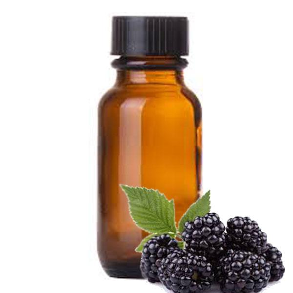 Andes Organics Pure Blackberry Oil, 1000 ml