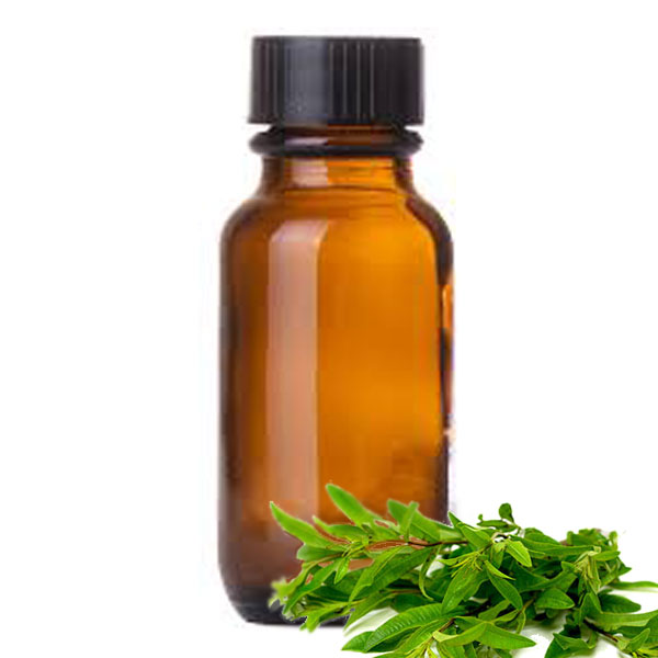 Andes Organics Pure Lemon Verbena Oil, 1000 ml