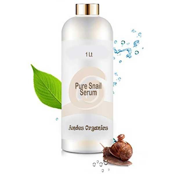 Pure Snail Serum 0.26 Gallon (1 liter)