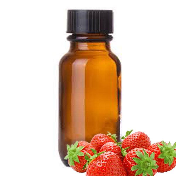 Andes Organics Pure Strawberry Oil, 1000 ml