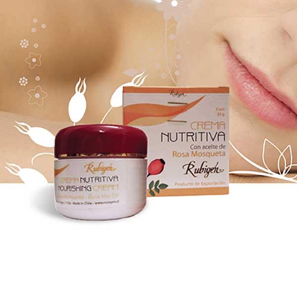 Rubigen Rose Hip Oil Nourishing Cream