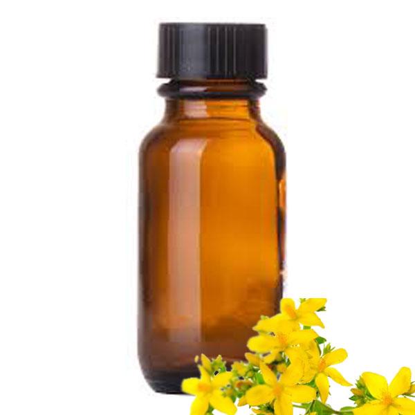 Andes Organics Pure St John's Wort Oil, 1000 ml