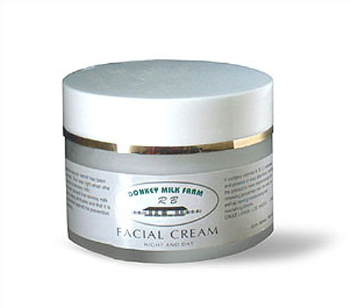 Cleopatra Donkey's Milk Facial Cream