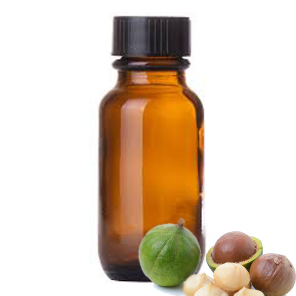 Andes Organics Pure Macadamia Oil, 1000 ml
