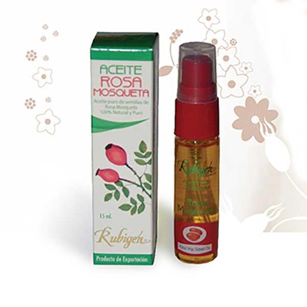 Rubigen Rosehip Oil, 24 jars case