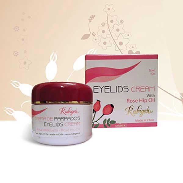 Rubigen Rosehip Eyelid Cream